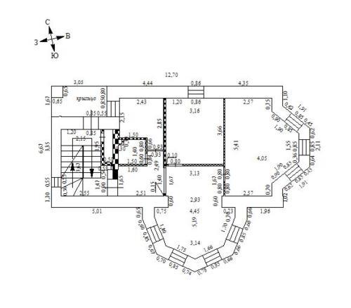 План 1 этажа(2)